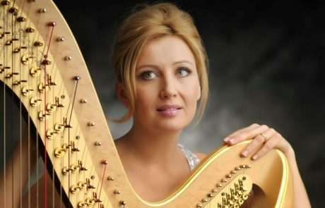 Get to know Jana Boušková who will play a unique concert in Tel-Aviv